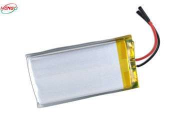 China 606090 3.7V 4000mAh 3,7 Volt Lipo-Batterie luden schnell stabile Entladespannung auf usine
